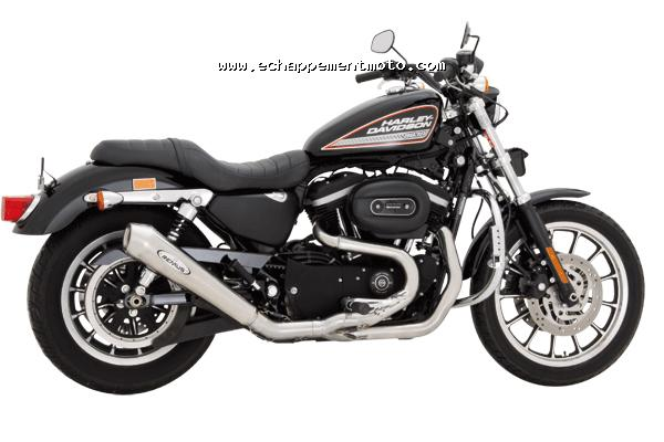 echappement moto harley davidson xlh 1200 sportster. Black Bedroom Furniture Sets. Home Design Ideas