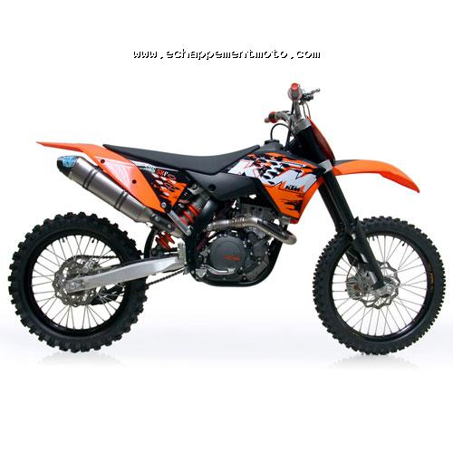echappement moto cross ktm 505 sxf. Black Bedroom Furniture Sets. Home Design Ideas