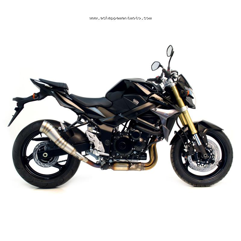 echappement moto suzuki gsr 750. Black Bedroom Furniture Sets. Home Design Ideas